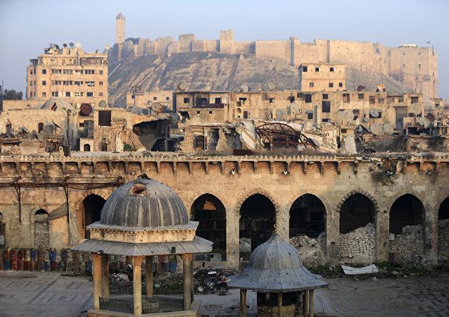 المسجد الأموي في سوريا