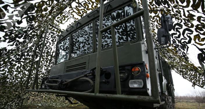 مناورات لمنظومة الصواريخ التكتيكية إسكندر-إم في منطقة كراسنودارسكي كراي