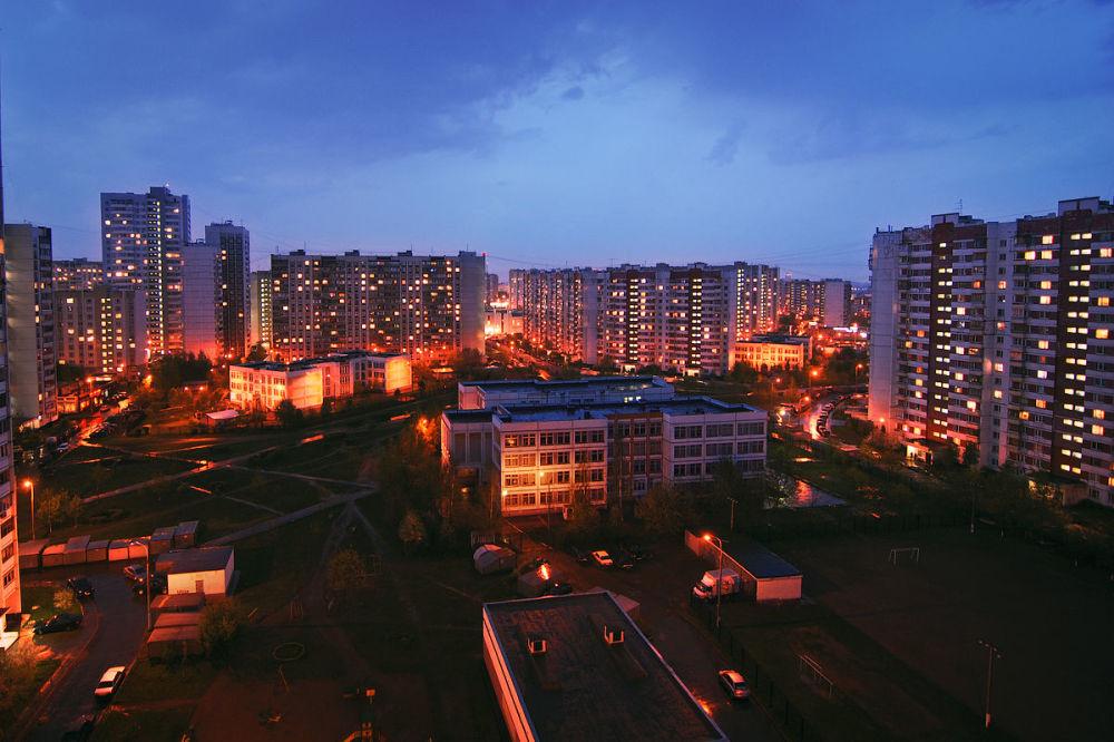 حي ميتينو، موسكو