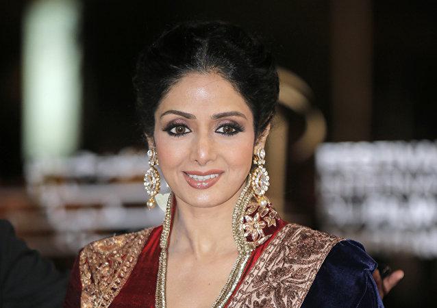 الممثلة الهندية سريديفي