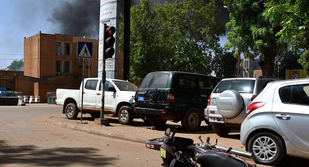 هجوم بوركينا فاسو