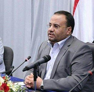 رئيس المجلس السياسي الأعلى الحاكم بصنعاء، صالح الصماد