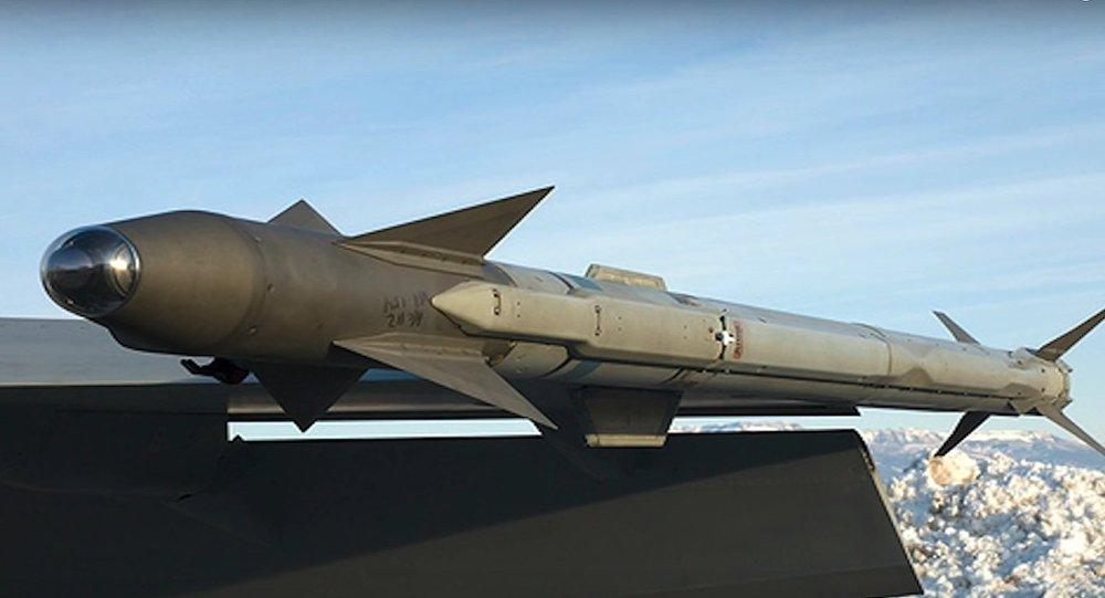 صاروخ سايد ويندر الأمريكية