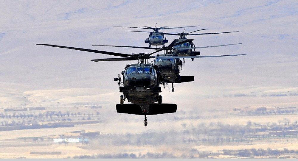 المروحية الإسرائيلية UH-60L Black Hawk