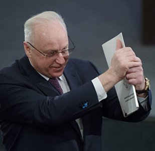 رئيس لجنة التحقيق الروسية الكسندر باستريكين