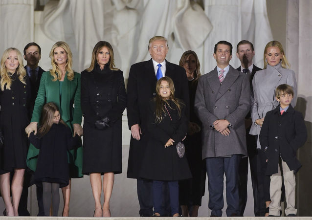 دونالد ترامب الابن يطلق زوجته فانيسا ترامب