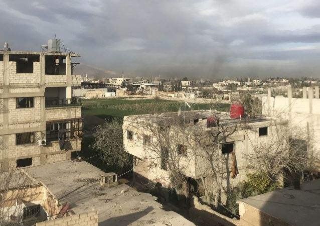 الغوطة الشرقية، سوريا