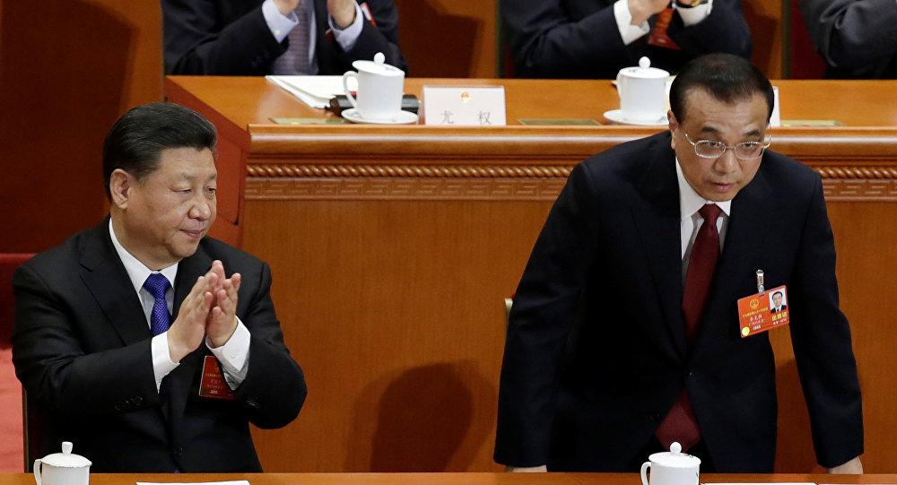 رئيس الوزراء الصيني