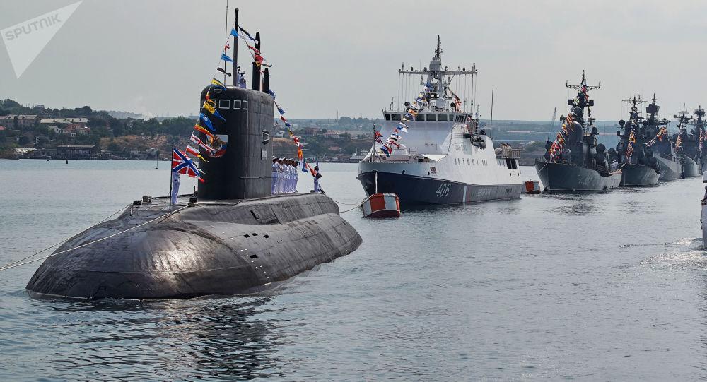 الأسطول الروسي في سيفاستوبل