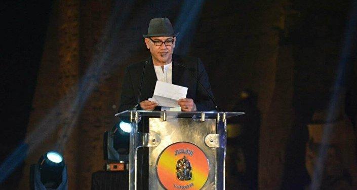 المخرج الفلسطيني رشيد مشهراوي