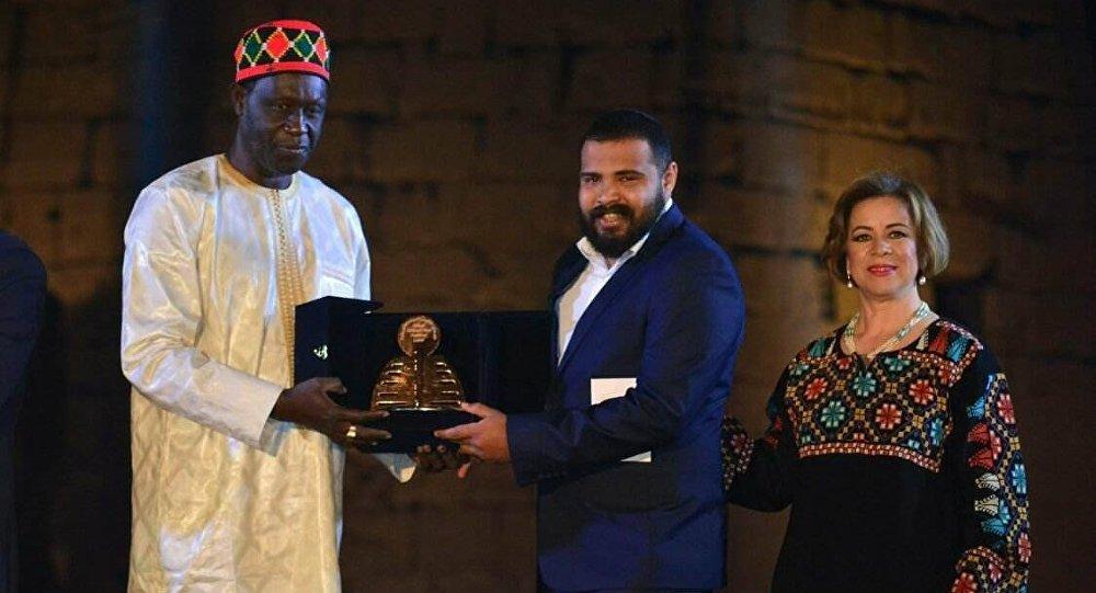 المخرج المصري إبراهيم فرج علي