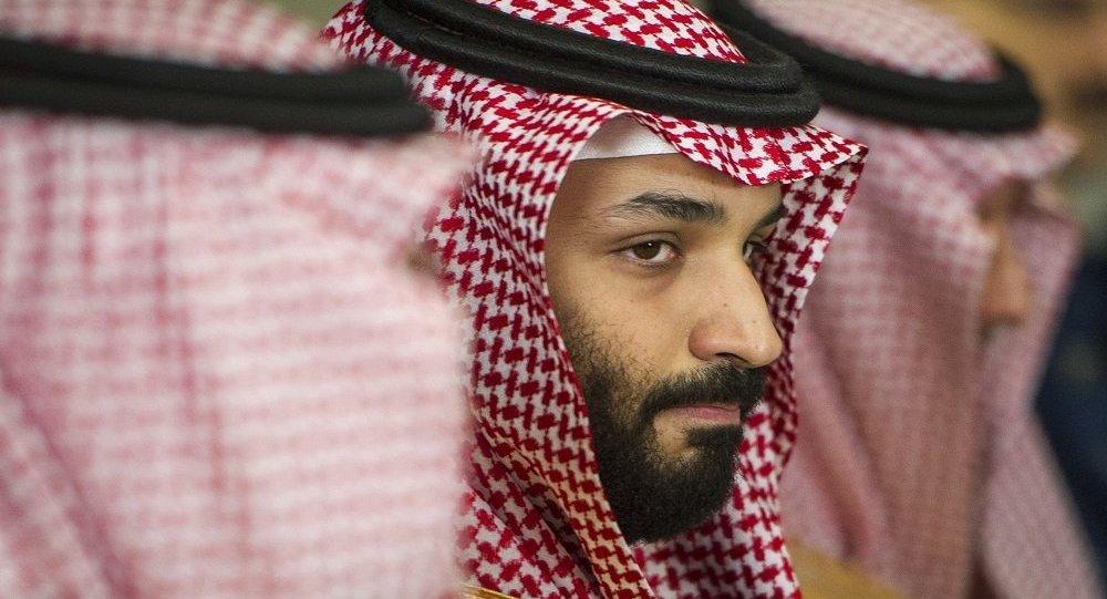 محمد بن سلمان في أمريكا