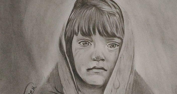 مقاتل الأمس... رسام اليوم شاب سوري ينتصر لثقافة الحياة