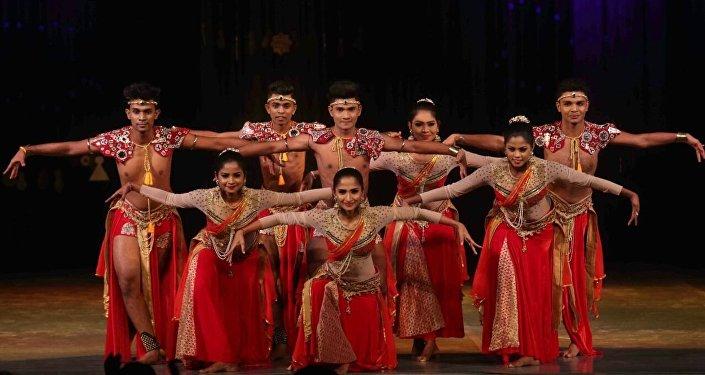 مهرجان دمنهور الدولي للفلكلور بمسرح أوبرا دمنهور