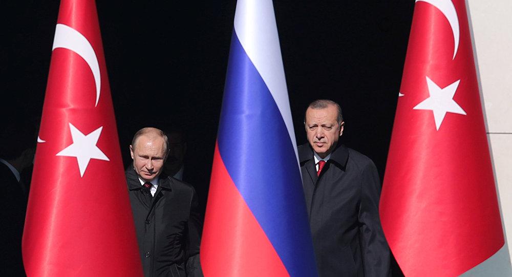 لقاء بوتين وأردوغان 03-04-2018