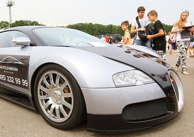 سيارة بوغاتي