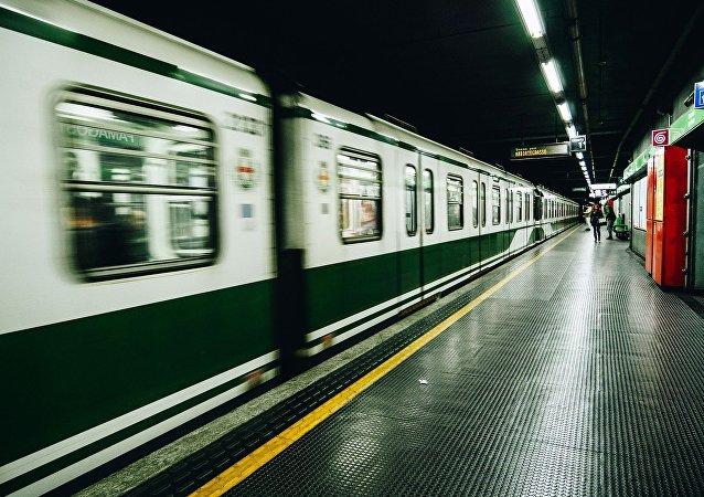 محطة مترو (صورة أرشيفية)