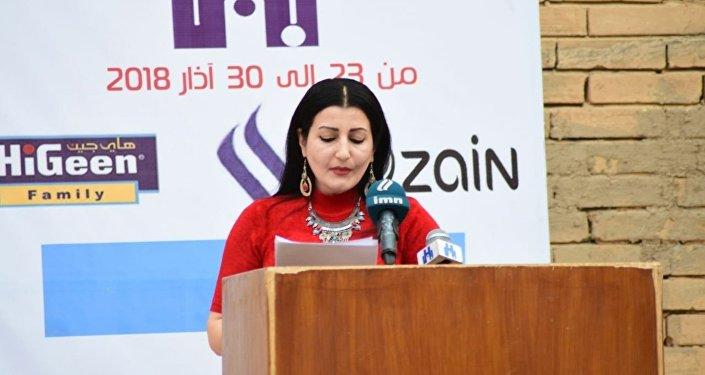 الشاعرة السورية عبير سليمان