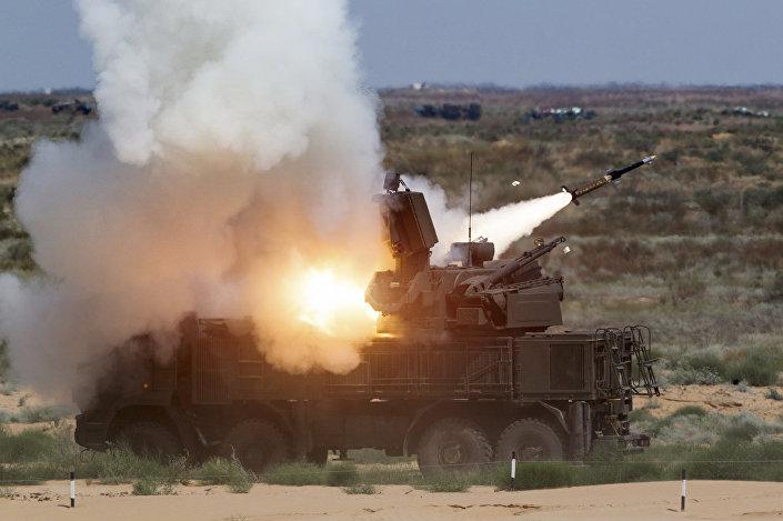وسائط الدفاع الجوي في الجيش الروسي