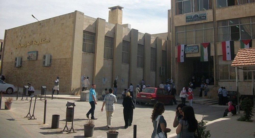 المجموعات المسلحة تستهدف جمعية الزهراء وجامعة حلب بالرصاص المتفجر