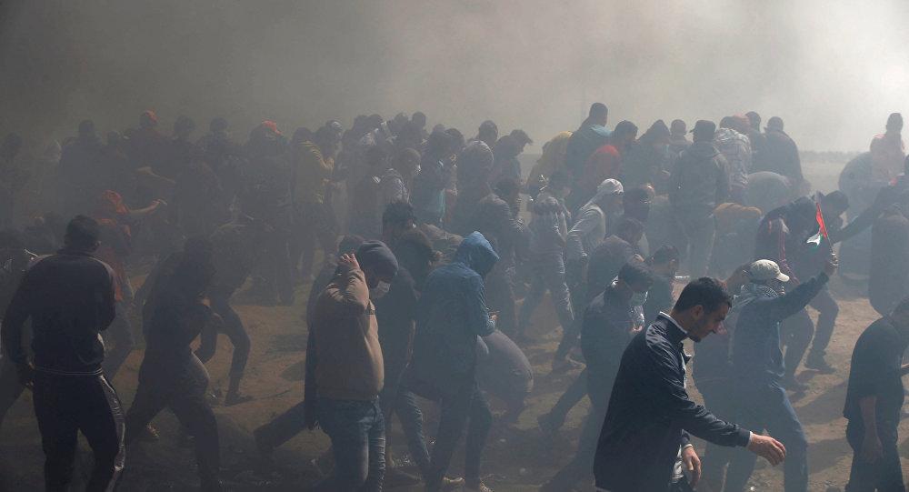 جمعة حرق العلم الإسرائيلي