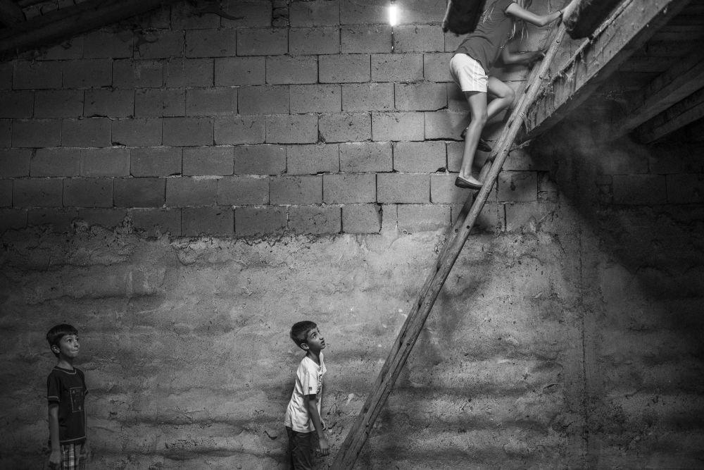مسابقة صور الصحافة العالمية لعام 2018 - صورة بعنوان من تقرير أنا والدفيرتيل للمصورة كارلا كوغلمان من هولندا، الفائزة بالمرتبة الأولى في فئة التصوير مشاريع طويلة الأمد