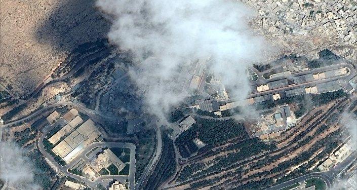 الضربة الثلاثية على سوريا