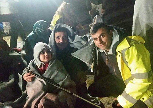 وليد صالح لاجئ عراقي في ألمانيا