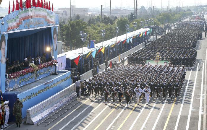 الجيش الإيراني: نقلنا ثقافة قواتنا إلى 3 دول عربية