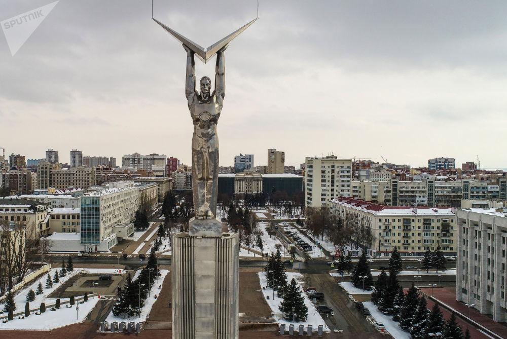 تمثال المجد
