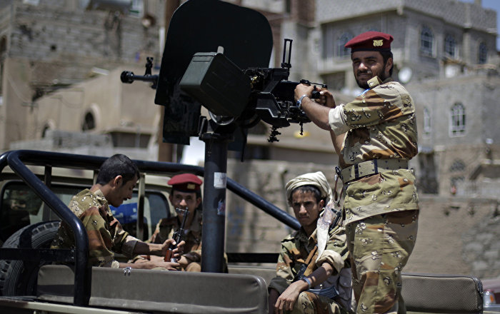 الجيش اليمني: ألحقنا خسائر فادحة بـ