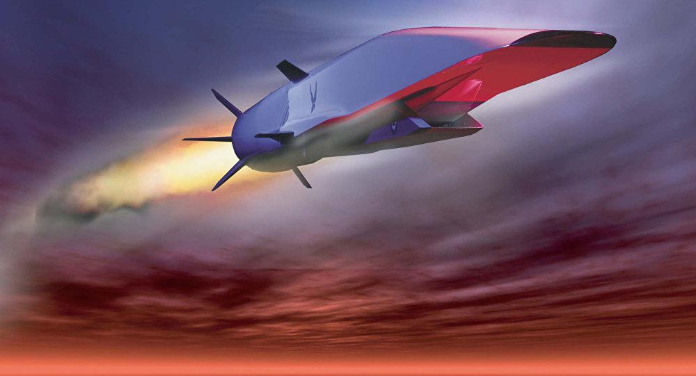 X-51A Waverider