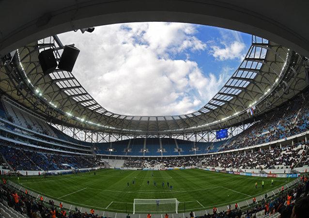 ملعب فولغو غراد أرينا