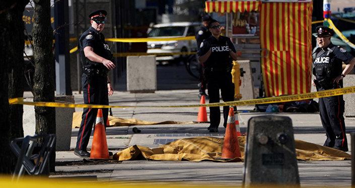 حادث الدهس في تورونتو
