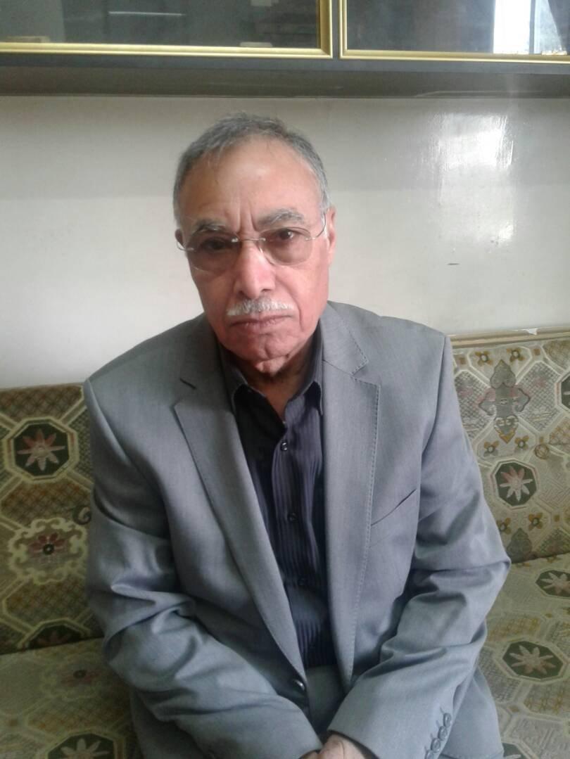 الباحث والمحلل السياسي السوري حميدي العبد الله