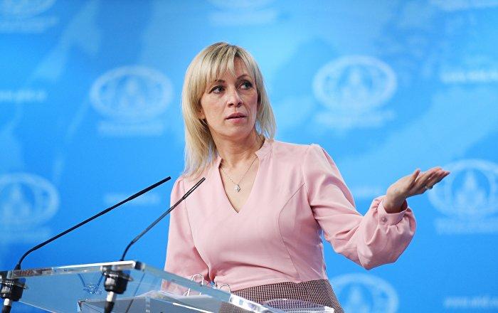 زاخاروفا: موسكو قلقة من موجة التصعيد الجديدة في غزة وتدعو الأطراف للابتعاد عن العنف