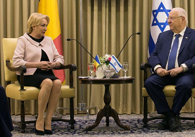 رئيسة وزراء رومانيا فيوريكا دانتشيلا