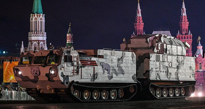 منظومة الدفاع الجوي القطبية تور-إم2 دي تي