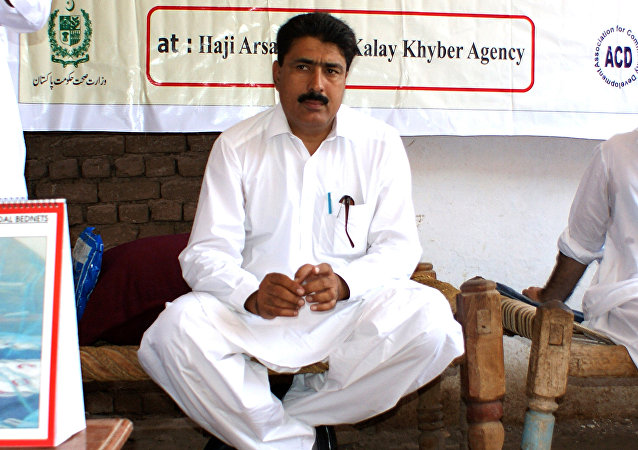 طبيب أسامة بن لادن