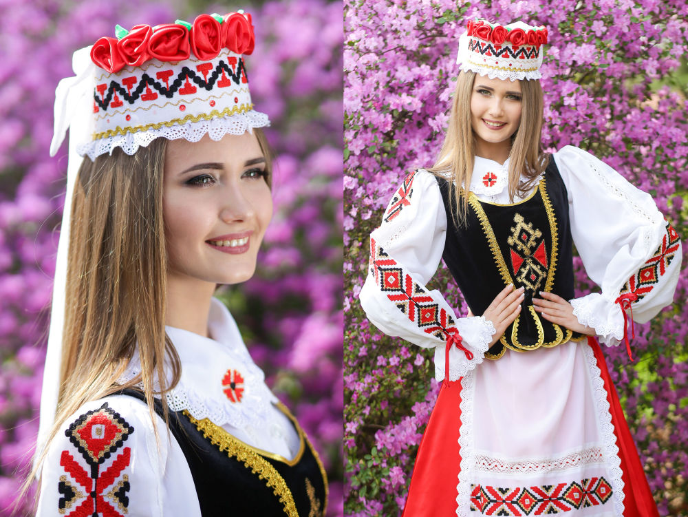 المشاركات في مسابقة جمال ملكة ربيع بيلاروسيا - ماريا سولوفيوفا