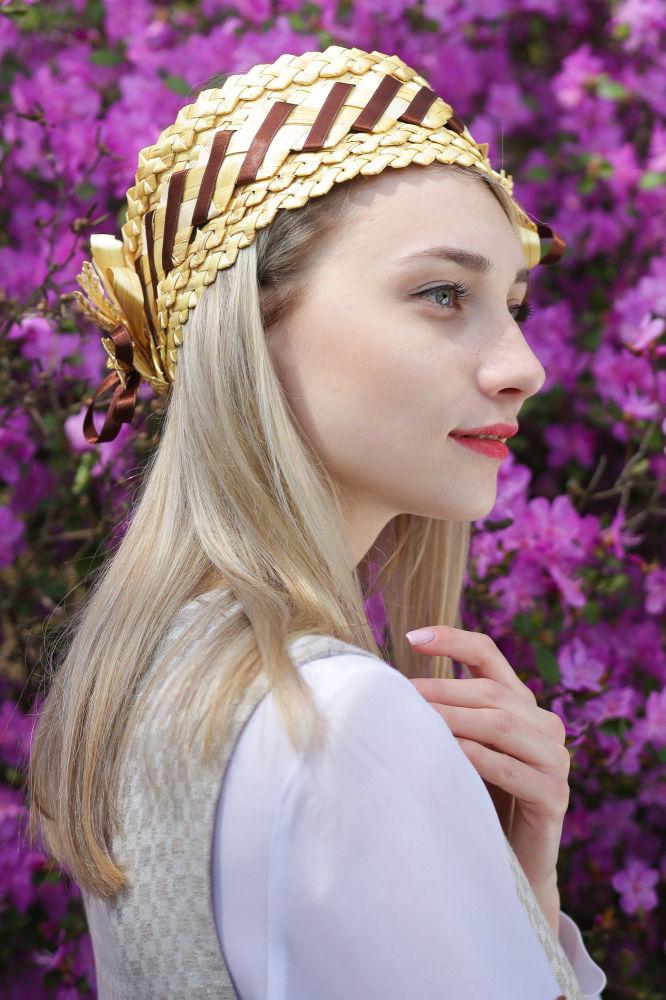 المشاركات في مسابقة جمال ملكة ربيع بيلاروسيا - داريا ميسوفيتس
