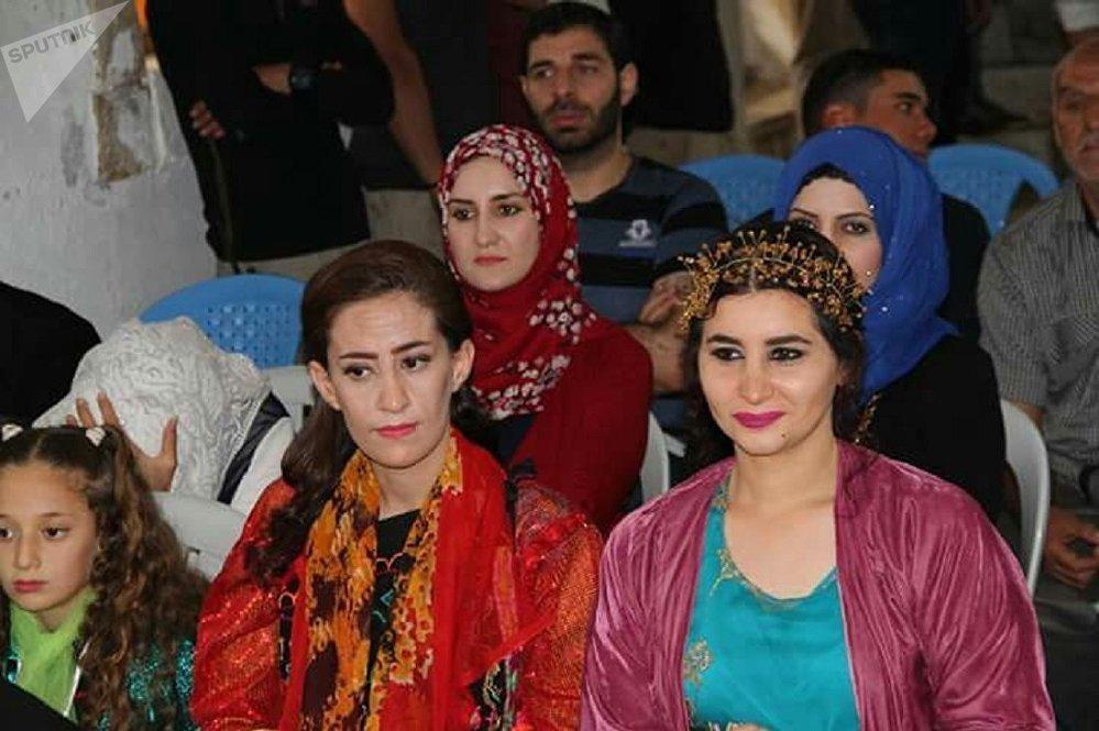 مدينة عراقية تاريخية ترقص فرحا