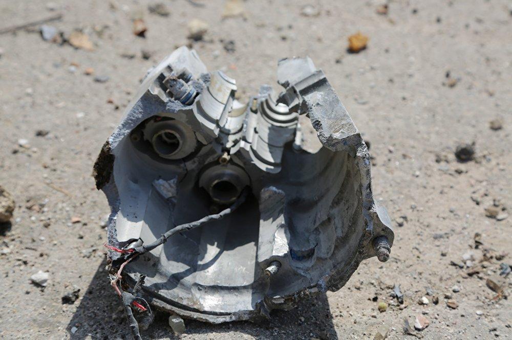 القصف الصاروخي على ريف حلب