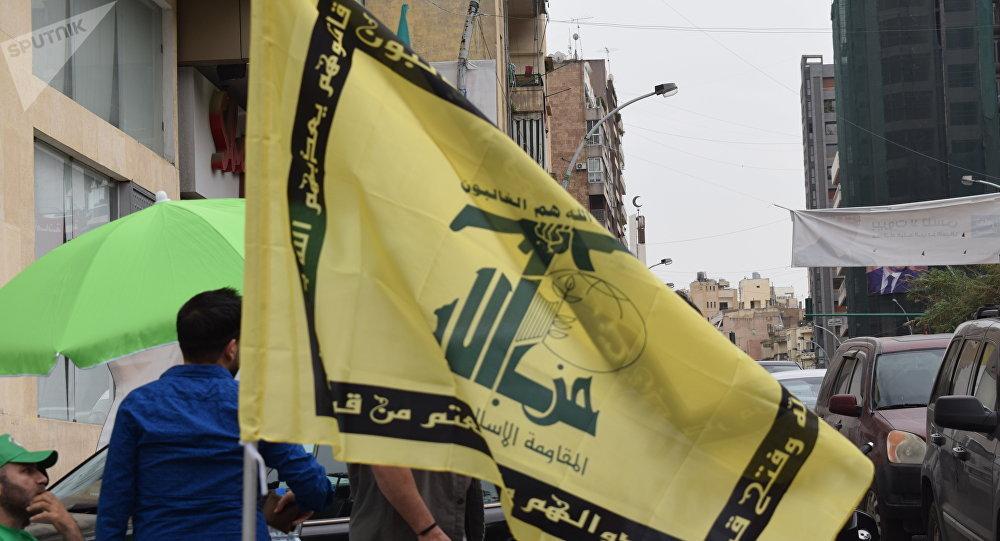شعار حزب الله من الانتخابات النيابية اللبنانية