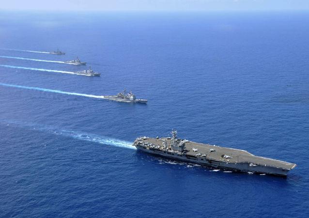 قطع الأسطول الأمريكي