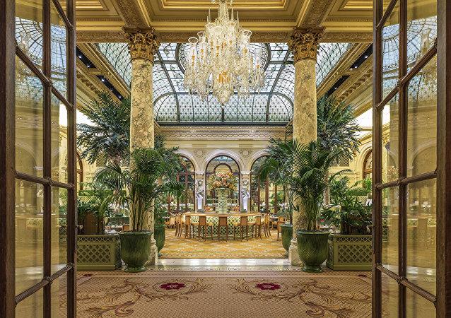 فندق بلازا في نيويورك