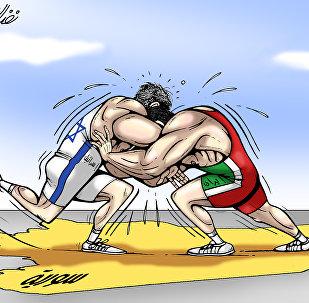 مواجهة إيرانية إسرائيلية على الأراضي السوري