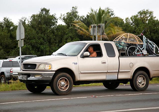 شاحنة بيك أب