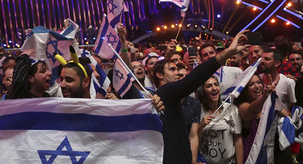 إسرائيل تفوز بمسابقة يوروفيجن