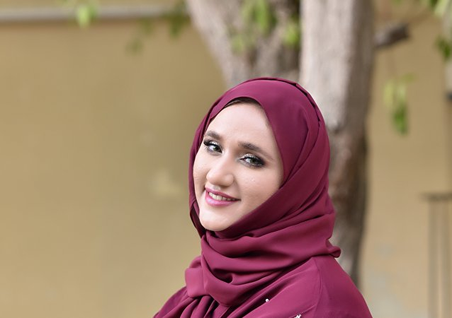 الروائية الإماراتية تهاني الهاشمي